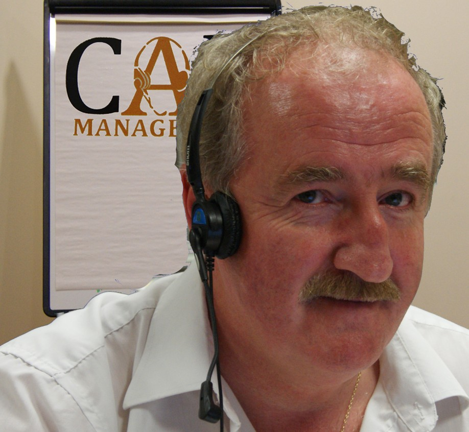 Kieran O'Connell - Call Management Night Time Manager