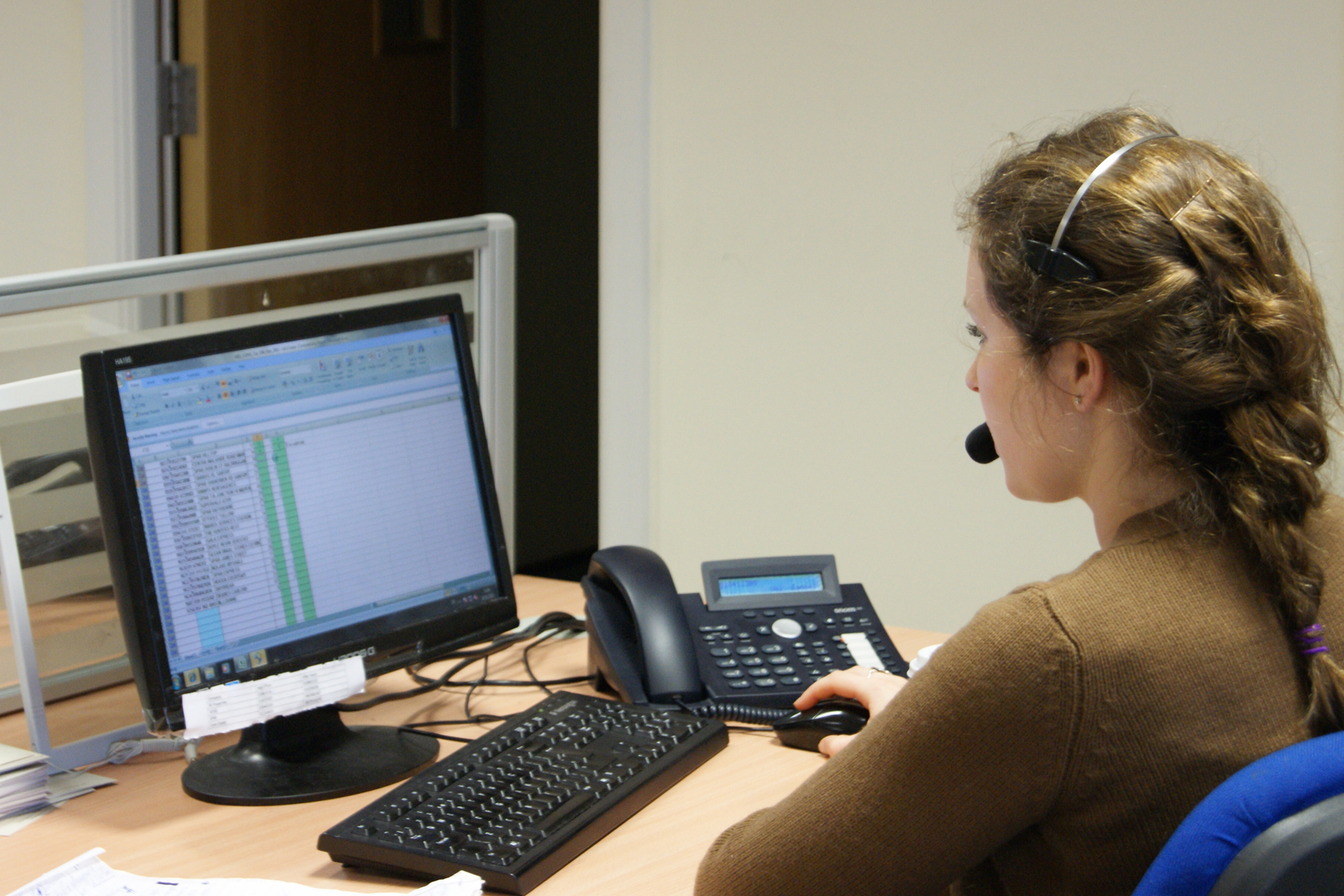 Call Management provides services for SME call centre and contact centre