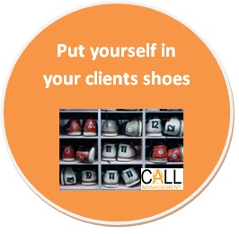 Call Management recomends to put yourself in your clients shoes while choosing a contact channels