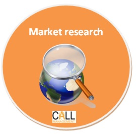 Market Research to understand your clients contact needs
