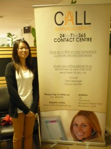Intern in Call Management: an international contact centre & call centre