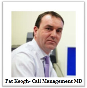 Pat Keogh Call Management Managing Director photo