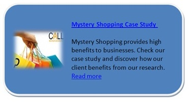 Call Management a call centre mystery shopping case study