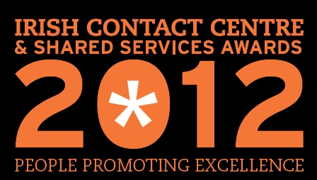 Call Management contact centre shortlisted for the CCMA 2012 award for small call centre category logo