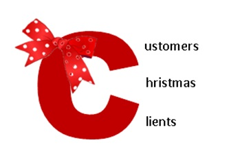 Call Management with customers, Christmas and clients