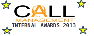 Call Management Internal Awards 2013
